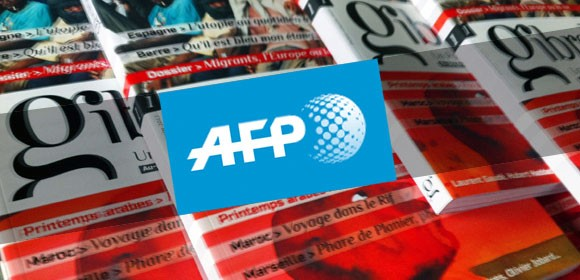 Dépêche AFP…