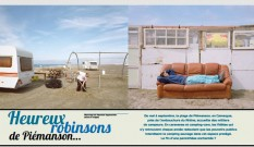 Heureux robinsons de Piémanson