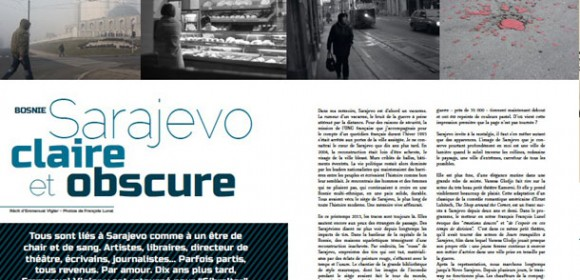 Sarajevo, claire et obscure
