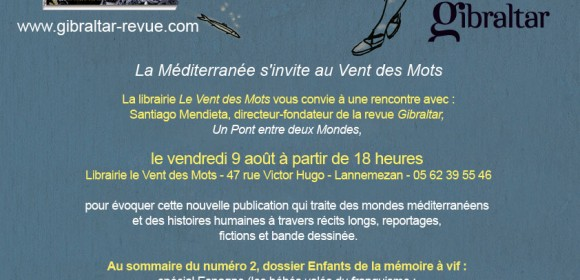 Gibraltar et la Méditerranée s'invitent à Lannemezan, Toulouse et Perpignan