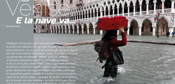 Italie, Venise, E la nave va…