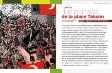 Turquie, Le pianiste de la place Taksim