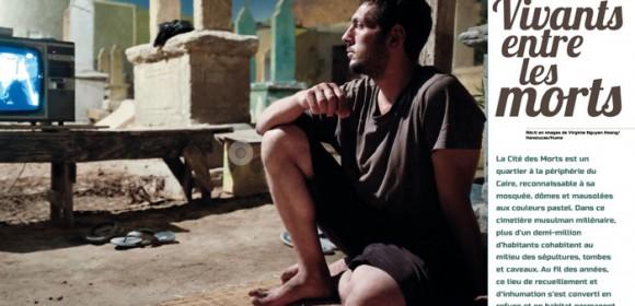 Le Caire, vivants entre les morts