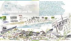 Italie, Lampedusa, la tragédie d'une île