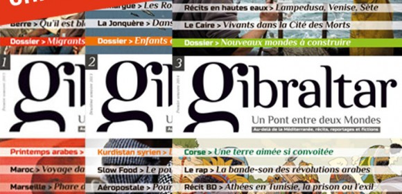 Offre spéciale : les 3 numéros de Gibraltar pour 45 euros seulement