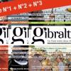 Les trois premiers Gibraltar pour seulement 45 €