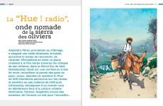 """La """"Hue ! radio"""", onde nomade de la sierra des oliviers"""