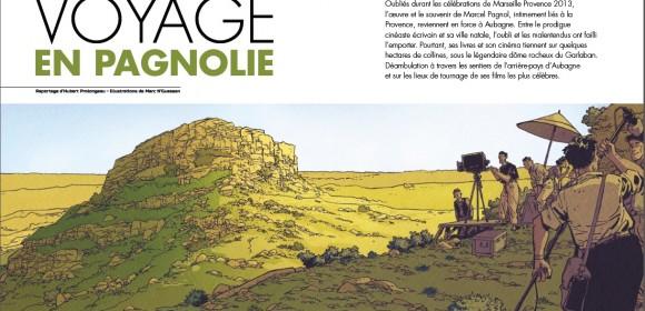 Au sommaire du N° 5 : Palestine-Israël, l'Algérie de Yasmina Khadra et Benoît Séverac, le cinéma de Pagnol…