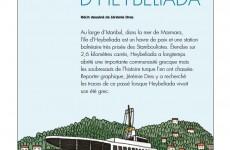 BD – Turquie : L'été grec d'Heybeliada