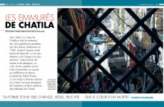 Beyrouth : Les emmurés de Chatila