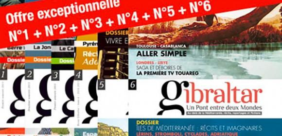 OFFRE SPECIALE : 6 NUMEROS pour 69 € SEULEMENT