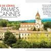 Îles de Lérins : Les palmes de Cannes