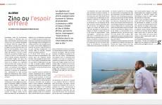 Algérie, Zino ou l'espoir différé