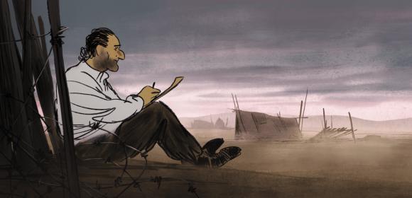 """Entre fiction et réalité, """"Josep"""", un film sensible sur l'artiste Josep Bartoli"""
