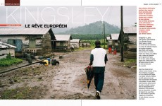 Kingsley, le rêve européen
