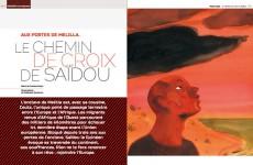 Le chemin de croix de Saïdou
