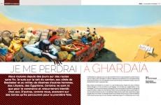 Je me perdrai à Ghardaïa