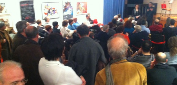 Gibraltar rencontre son public