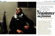 Kurdistan syrien, la résistance au féminin