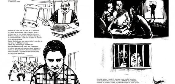 Tunisie : l'histoire édifiante du prisonnier Jabeur Mejri