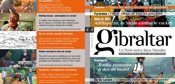 Découvrez et commandez le nouveau Gibraltar (numéro 4)