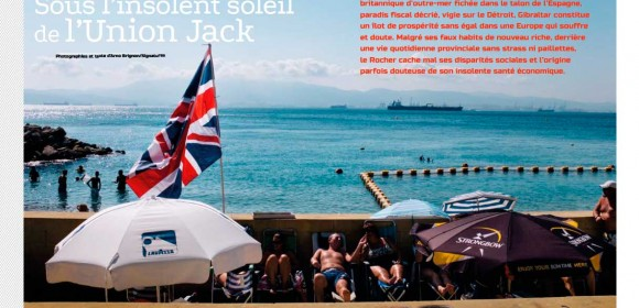 Gibraltar – Sous l'insolent soleil de l'Union Jack