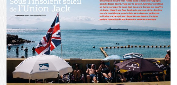Un autre regard sur Gibraltar, territoire britannique en terres méditerranéennes