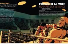 Alger, 1965 : L'ombre de la mort planait sur le ring