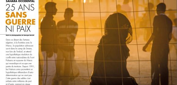 Sahara occidental : 25 ans sans guerre ni paix
