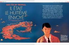 Adriatique : Sur l'île de Terzola, il était le huitième envoyé