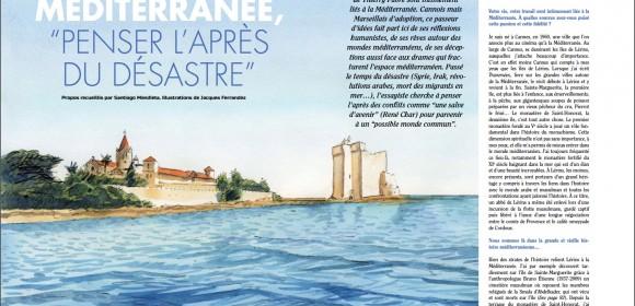 """Méditerranée : """"Penser l'après du désastre"""""""