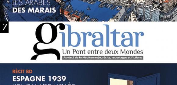 Les Voix de la liberté au sommaire du prochain Gibraltar
