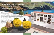 Port-Bou, escale ultime de Walter Benjamin