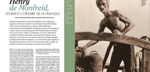 Henry de Monfreid, l'enfant corsaire de la Franqui