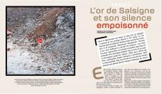 Aude: L'or de Salsigne et son silence empoisonné
