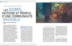 Syrie, Liban, Maroc, Europe: Les Doms, histoire et périple d'une communauté invisible