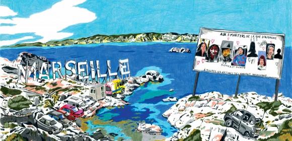 Cités de légende et de fiction, un autre ailleurs dans le nouveau Gibraltar
